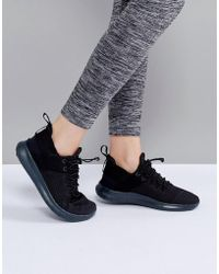 1fd606f3099c reduced nike free run commuter 2 womens black for women v9i9499 adf01  bb324  spain nike running commuter trainers in black lyst 136c8 f4db5