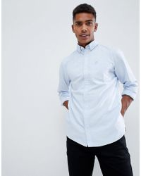 Produkt - Basic Oxford Shirt In Slim Fit - Lyst
