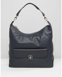Modalu - Leather Hobo Shoulder Bag - Lyst