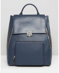 Modalu - Leather Backpack - Lyst