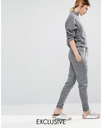 Stitch & Pieces - Titch & Pieces Knitted Joggers - Lyst