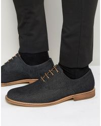 Call It Spring - Imagna Canvas Shoes - Black - Lyst