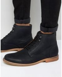 Call It Spring - Croiwet Laceup Boots - Lyst