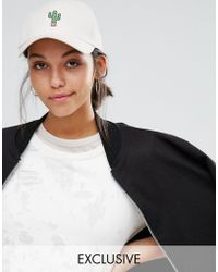 Adolescent Clothing | Cactus Embroidered Baseball Cap | Lyst