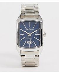 cc09723c6377 Ben Sherman - Reloj de pulsera para hombre con esfera cuadrada R790A de -  Lyst