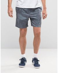 RVCA - Volly 17in Shorts - Lyst