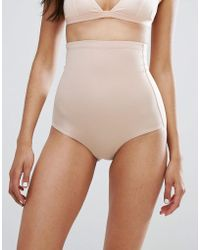 DORINA - Bridget High Super Waist Beige Control Brief - Lyst
