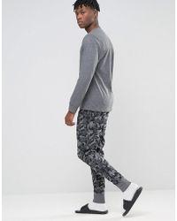 Esprit - Pyjama Set In Camo Print - Lyst