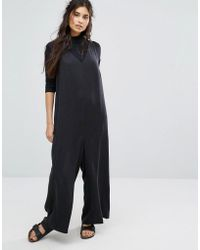 ADPT - Tape Relaxed Jumpsuit - Lyst