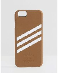 Adidas Originals | Iphone 6/6s Phone Case In Khaki - Green | Lyst