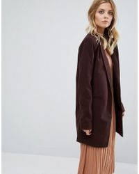 First & I - Formal Trench Coat - Lyst