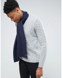 Jack & Jones - Scarf - Lyst