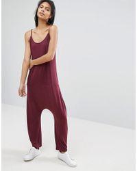 Nocozo - Knit Jumpsuit - Lyst