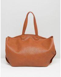 Yoki Fashion - Yoki Large Shoulder Bag - Lyst
