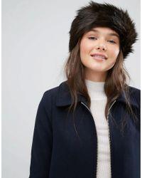 Jack Wills   Ariana Faux-fur Headband   Lyst
