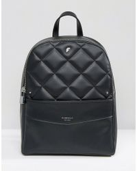 Fiorelli - Trenton Quilted Backpack - Lyst