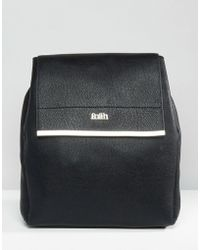 Faith - Chain Handle Backpack - Lyst