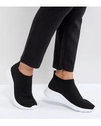 ASOS - Darlington Sock Trainers - Lyst