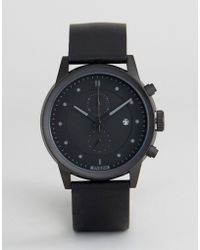 HyperGrand - Chronograph Blackout Watch - Lyst
