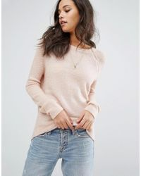 Abercrombie & Fitch - Crew Neck Knit Jumper - Lyst