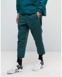 adidas Originals - Berlin Pack Eqt Joggers In Green Bk2133 - Lyst