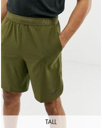 65155294b2244 Nike Flex Vent Shorts In Black 833370-010 in Black for Men - Lyst