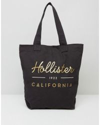Hollister - Tote Bag - Lyst