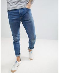 Levi's - Levi's 501 Skinny Jeans Thirsty - Lyst