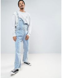 Cheap Monday - Labor Overall Fans - Lyst