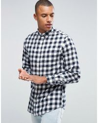 Produkt - Check Shirt - Lyst