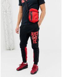 Nike - Pantalon de jogging skinny avec logo JDI - Lyst