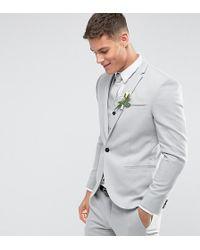 Noak - Veste de costume de mariage ajuste - Lyst