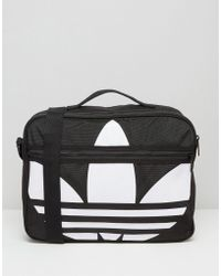 adidas Originals - Adidas Trefold Airliner Bag - Lyst