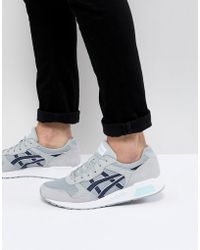fa6f6688c Asics Gel-lyte Runner Trainers In Grey H7w0n 9696 in Gray for Men - Lyst