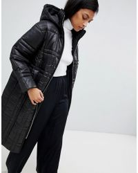 ASOS - Quilted Puffer - Lyst