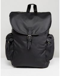 Eastpak - Austin Backpack In Black 18l - Lyst