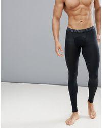Nike - Utility Tights In Black Aa1585-010 - Lyst
