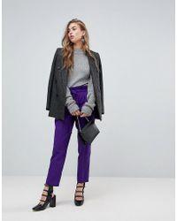 Miss Selfridge - Paperbag Trouser - Lyst