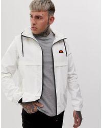 9bdd0e2c27 Blouson en denim blanc Guest Patch Etudes Studio pour homme en coloris Blanc  - Lyst