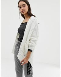 Hollister - Cosy Cardigan In Chenille - Lyst