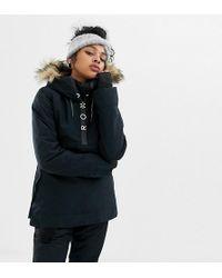 Roxy - Shelter Ski Jacket In Black - Lyst