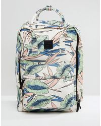 Vans - Icono Square Backpack - Lyst