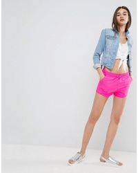 ASOS - Runner Shorts With Curved Hem - Lyst