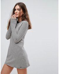 Pepe Jeans - Edie Knit Stripe Dress - Lyst