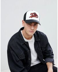 Good For Nothing - Trucker Cap With Logo - Lyst