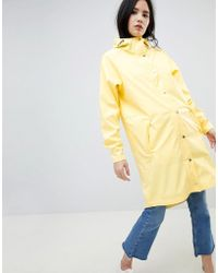 Soaked In Luxury - Yellow - Lyst