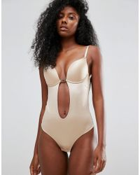 Ultimo - Low Front Low Back Body - Lyst