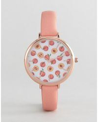 ASOS - Peaches Watch - Lyst