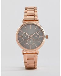 New Look | Gold Watch | Lyst