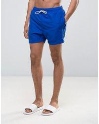 SELECTED - Swim Shorts - Lyst